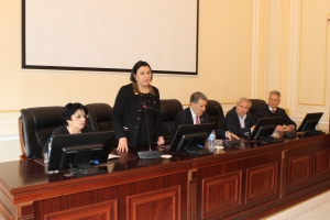 """GENOCIDE OF AZERBAIJANIS ON MARCH 31, 1918 - 100"" INTERNATIONAL CONFERENCE"